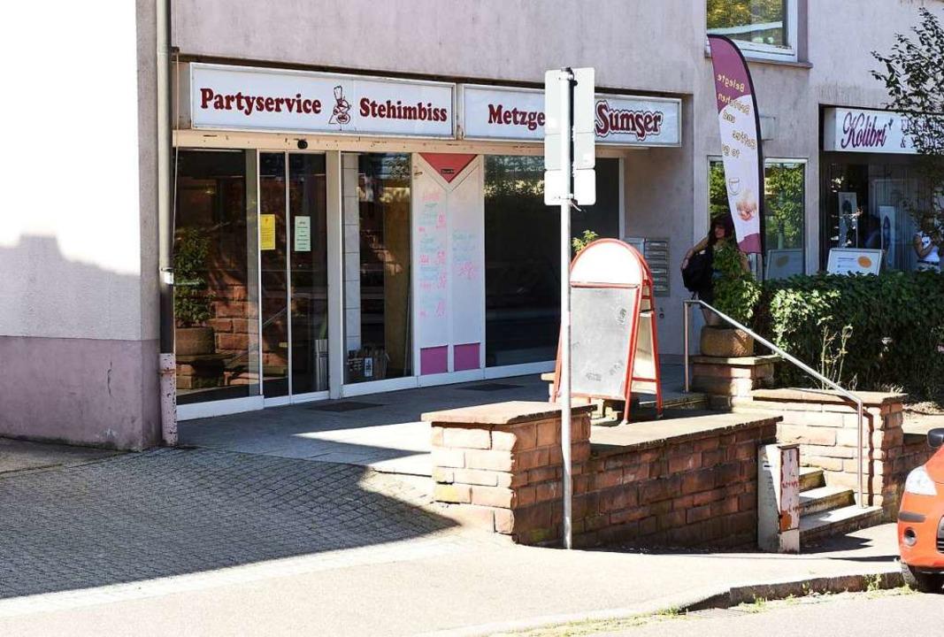Der Laden befindet sich an der Pochgasse, nahe des Zähringer Kirchplatzes.  | Foto: Rita Eggstein