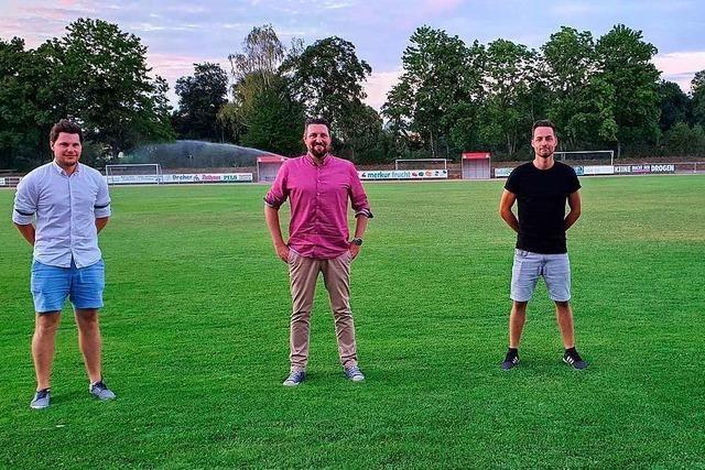 Ein Quartett übernimmt die Führung beim VfR Umkirch