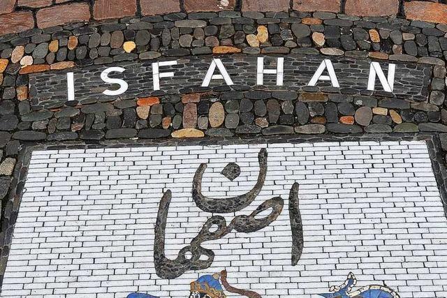 Fünf Menschen in Freiburgs Partnerstadt im Iran zum Tode verurteilt