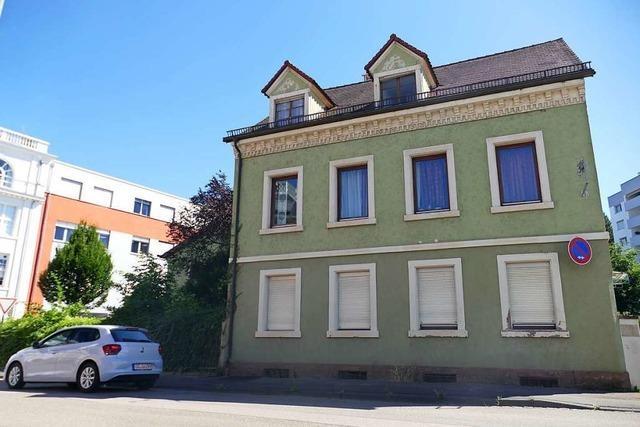 In Lahr ist eine Seniorenanlage mit 38 Wohnungen geplant