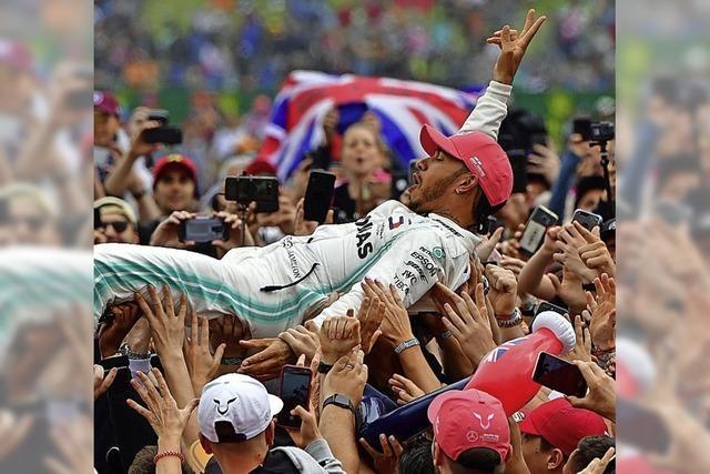 Die Formel 1 feiert Geburtstag ohne Gäste