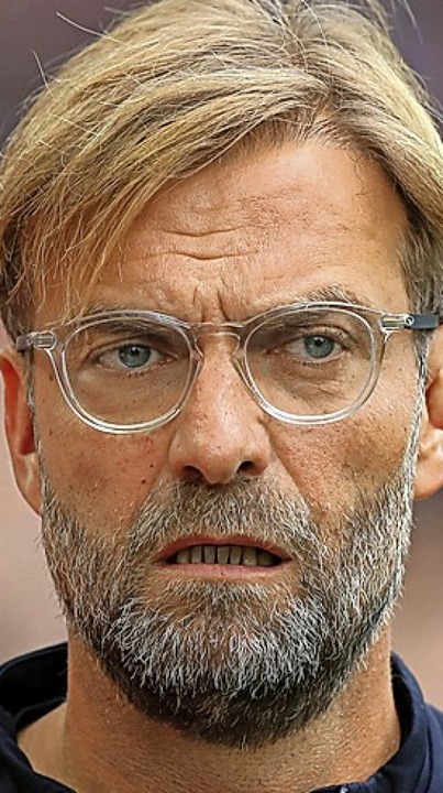 Jürgen Klopp  | Foto: Peter Byrne