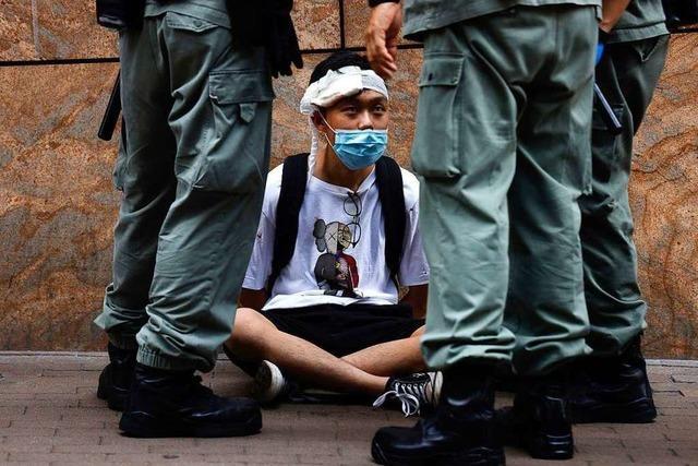 In Hongkong bestimmt jetzt Peking die Regeln