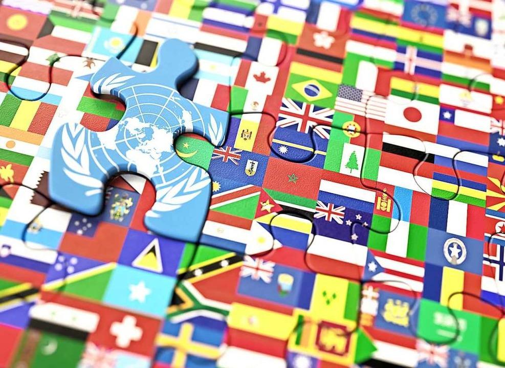 193 Staaten versammeln sich in der UNO  | Foto: Yulia Buchatskaya - stock.adobe.com
