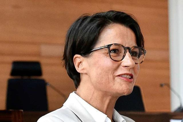 Dorothee Wahle ist neue Präsidentin des Freiburger Amtsgerichts