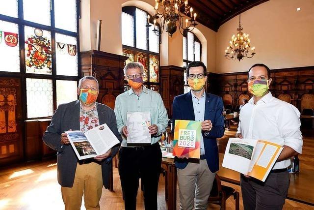 Offizielles Buch zur 900-Jahr-Feier zeigt Freiburgs bewegte Stadtgeschichte