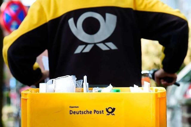 Start verschiebt sich – Postfiliale in Steinen öffnet erst am 17. August