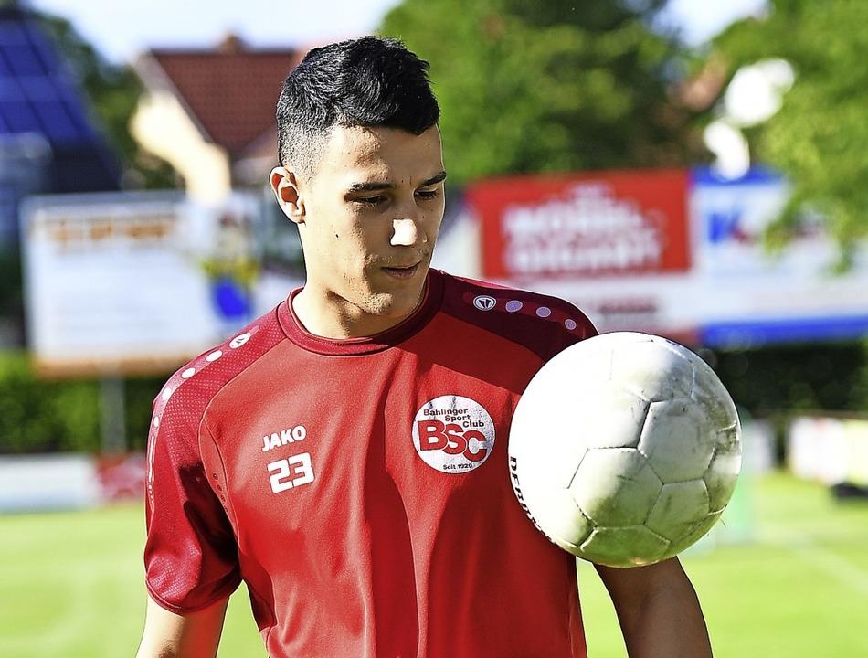 Ivan Novakovic hat den Freiburger FC v...n und verstärkt nun den Bahlinger SC.     Foto: Achim Keller