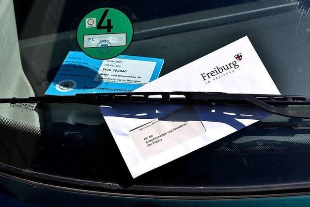 Gefälschtes Anwohnerschreiben schreckt Freiburgs Bürger und Rathaus auf