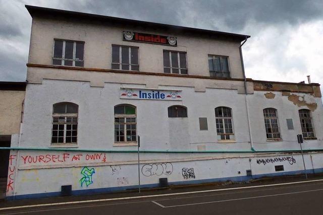 Der Abriss des Inside-Gebäudes ist überfällig