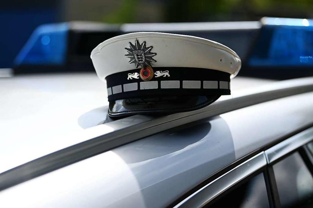 Der Mann meldete sich bei der Polizei (Symbolbild).  | Foto: Jonas Hirt