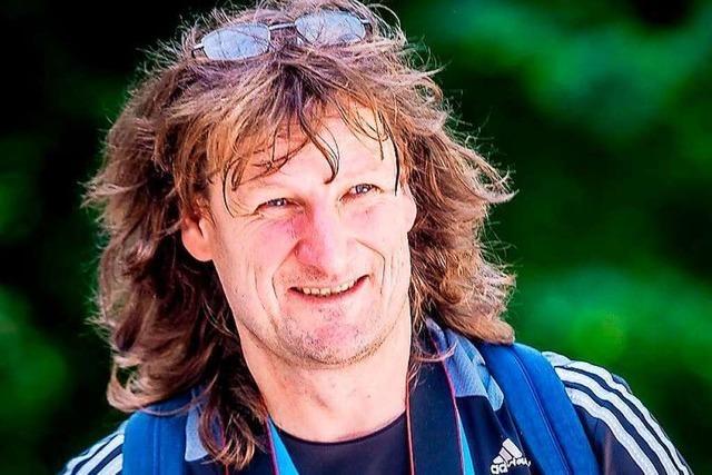 MTB-Reporter Erhard Goller braucht nach Schlaganfall kostenintensive Therapie