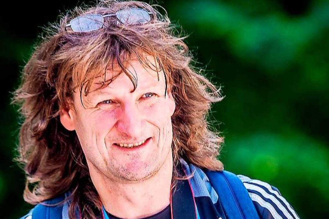 Erhard Goller, weltweit anerkannter Mo...d benötigt finanzielle Unterstützung.   | Foto: Armin Küstenbrück