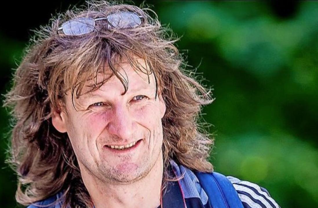 Erhard Goller, weltweit anerkannter Mo...d benötigt finanzielle Unterstützung.     Foto: Armin Küstenbrück
