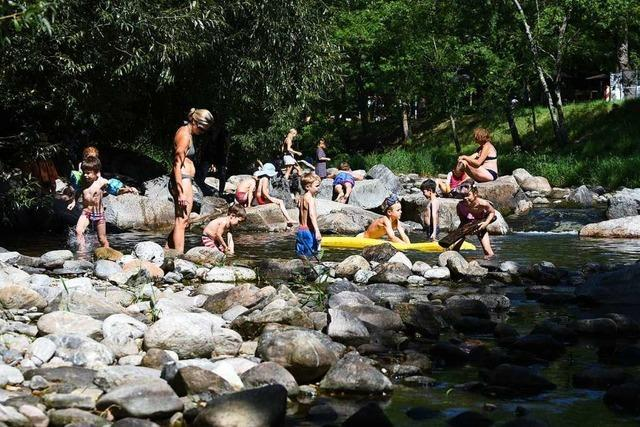 Badenova muss mehr Wasser aus der Rheinebene nach Freiburg pumpen