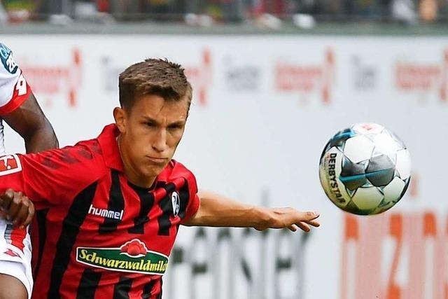 Sportclub verleiht Nico Schlotterbeck an Union Berlin