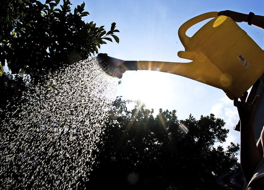 Fördergelder soll es für Anschaffungen regnen, die zur Energieeinsparung führen.  | Foto: Julian Stratenschulte (dpa)