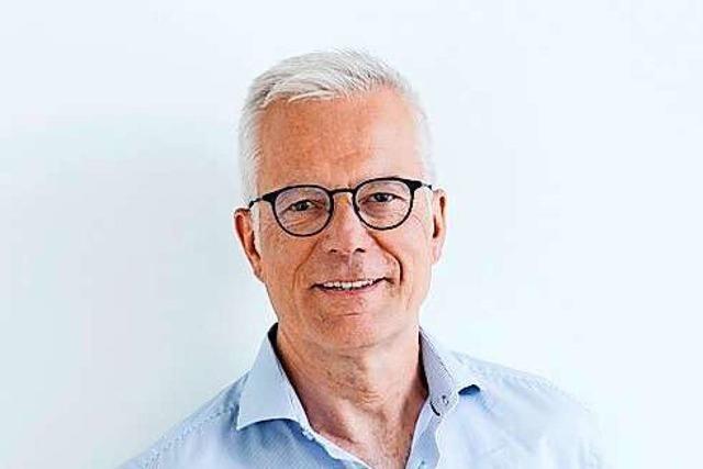 Der Grüne Thomas Zawalski bewirbt sich um die Direktkandidatur im Wahlkreis Offenburg