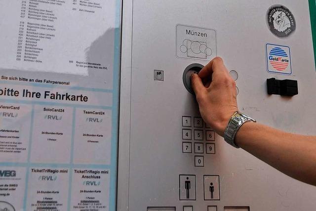 Bus- und Bahnfahrten im Landkreis Lörrach werden teurer