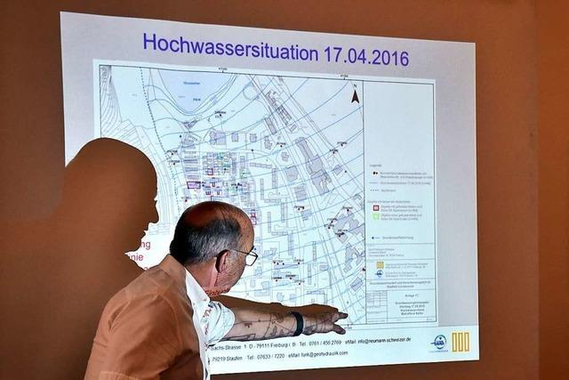 Gutachten zum Schutz vor Grundwasser enttäuscht Hauseigentümer in Landwasser