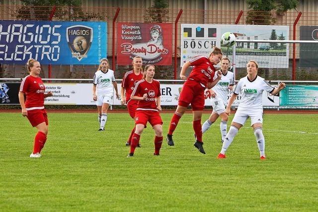 Gottenheimer Pokalspiel der Frauen findet mit Ordnern und Abstandszonen statt