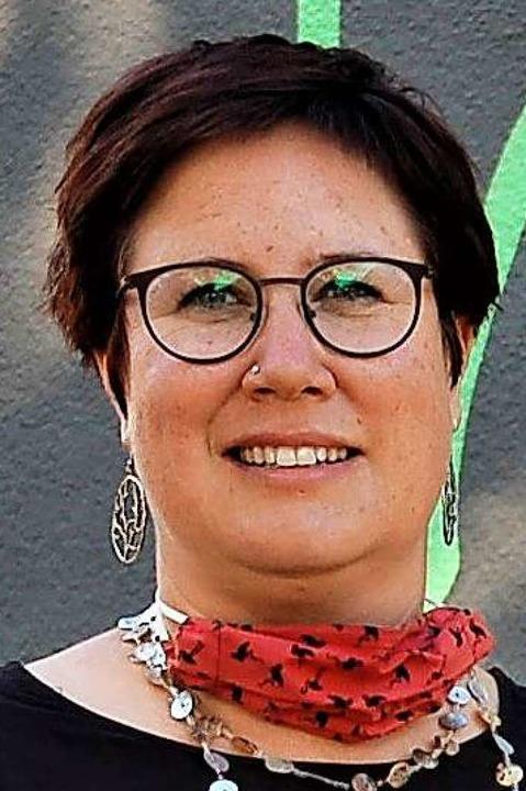 Ortsvorsteherin von Mietersheim: Diana Frei  | Foto: Wolfgang Beck
