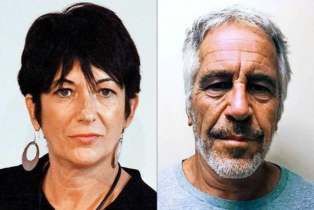 Umfangreiche Gerichtsunterlagen im Fall Epstein veröffentlicht
