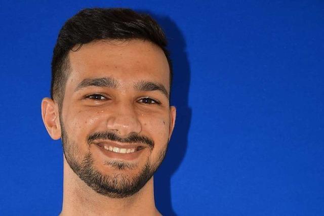 Fünf Jahre nach seiner Flucht hat Mohammad sein Abi in der Tasche