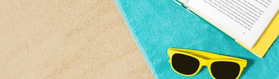 Die besten Bücher des Sommers: Lesetipps der Redaktion