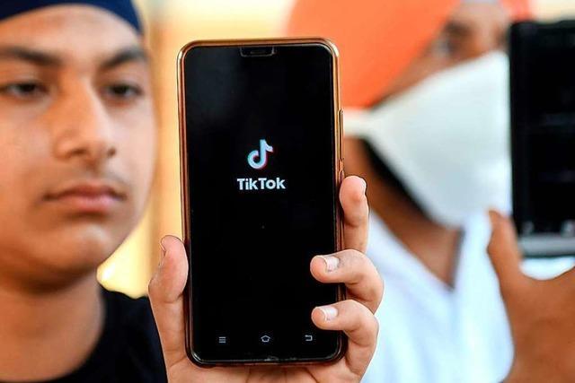 Trump will Videoplattform TikTok in den USA verbieten