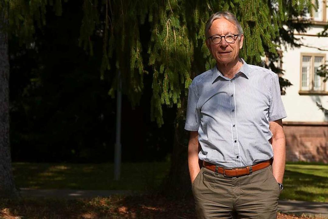 Nach 34 Jahren verabschiedet sich Fran...rensischen Psychiatrie in Emmendingen.  | Foto: Felix Lieschke