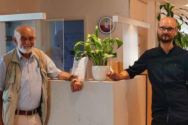 Die Arztpraxis Kienle in Efringen-Kirchen bleibt in der Familie