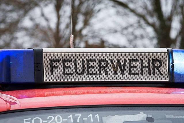 62-Jähriger stirbt bei Brand von Gartenhütte in Schorndorf