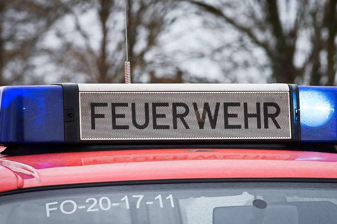 62-Jähriger stirbt bei Brand von Gartenhütte in Schorndorf (Symbolbild)  | Foto: Friso Gentsch (dpa)