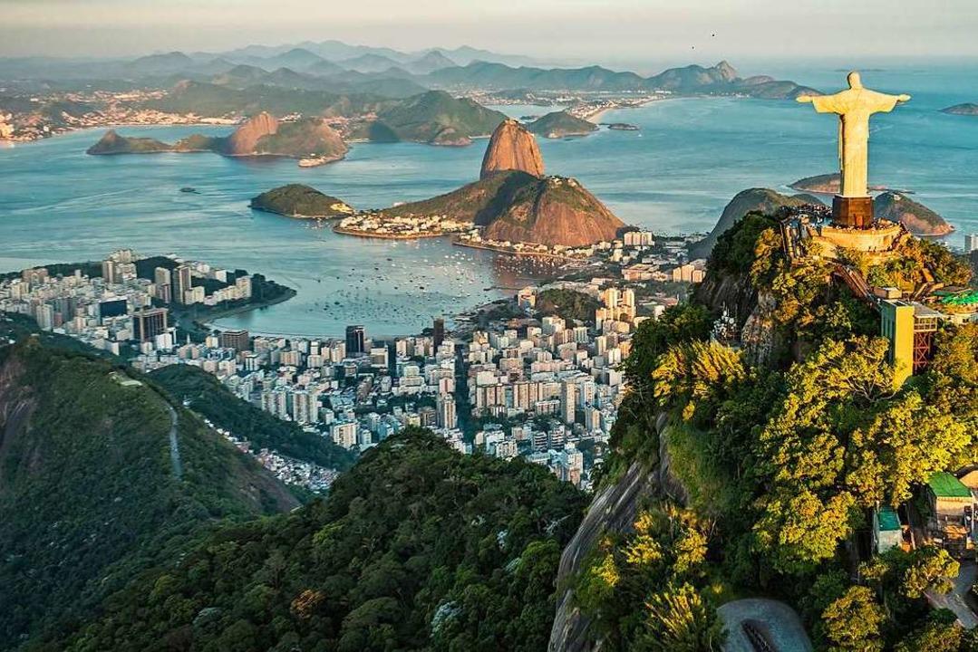 Rio de Janeiro, Sinnbild für Lebenslus...ensgefühl der Einwohner beitragen mag?  | Foto: marchello74 - stock.adobe.com