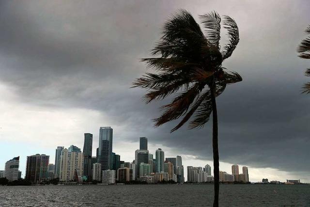 Florida bereitet sich auf Hurrikan