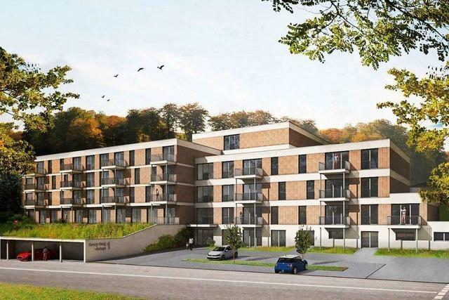 Hertie-Erholungsheim wird zu 52 Wohnungen umgebaut
