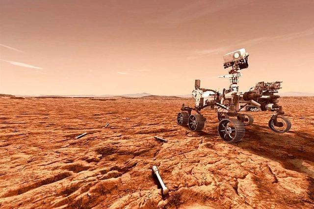 Planetenforscher Köhler: Die Marsmissionen sind kein Wettrennen