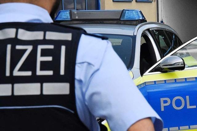 Fünf Menschen werden bei einem Unfall zwischen Schopfheim und Hasel verletzt