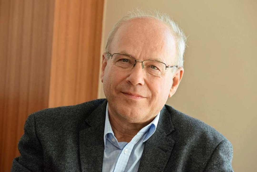 Pater Klaus Mertes leitete von 2011 bis jetzt das Kolleg St. Blasien.  | Foto: pro/Norbert Schäfer