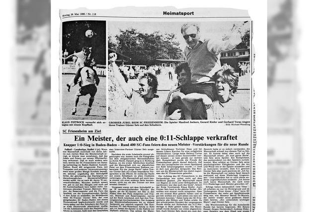 WIE WAR ES EIGENTLICH...: Helmut Curtaz' Wahnsinnstor