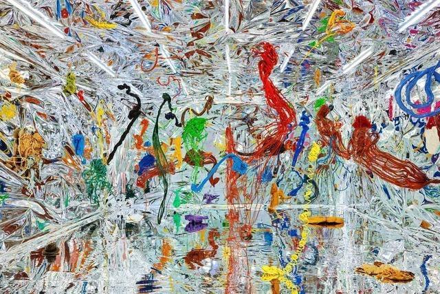 Die Kunsthalle Tübingen zeigt den Konzeptkünstler Daniel Knorr