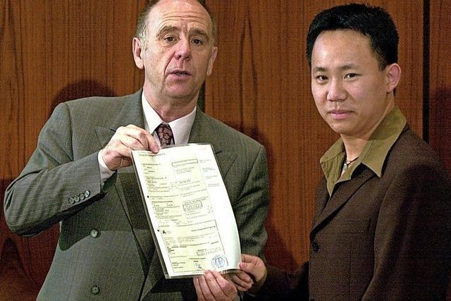 Vor 20 Jahren bekam der erste Computerexperte eine Green Card