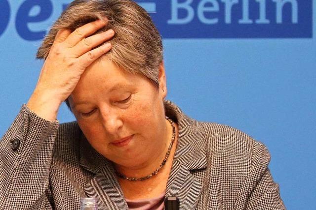 Falsche Steuererklärung – Linke-Senatorin Lompscher tritt zurück