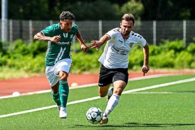 Tim Siegin trifft viermal bei Bellinger 5:2-Sieg in Wittlingen