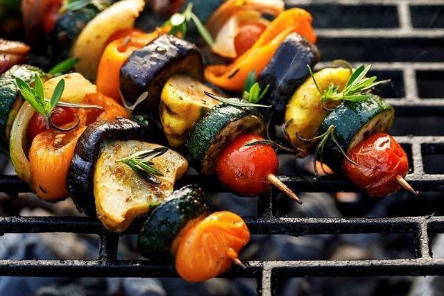 Expertin zu Grillen ohne Fleisch: