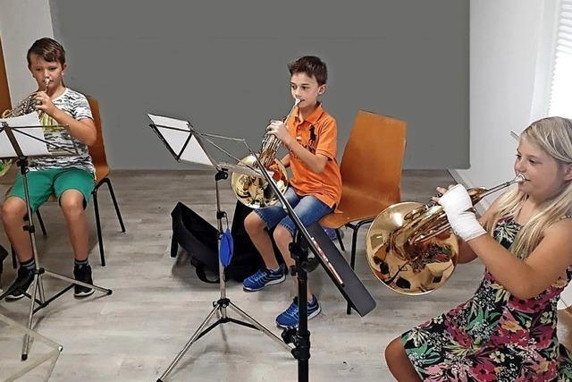 Nachwuchsmusiker haben beste Chancen