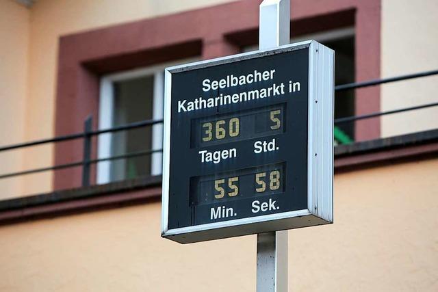 Verwirrung um die Absage des Katharinenmarkts in Seelbach