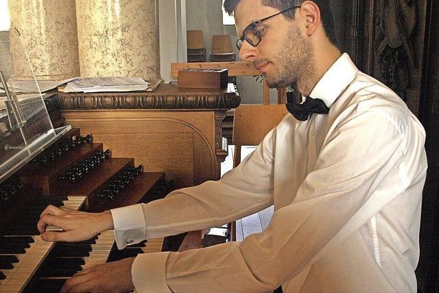 Ein Meister der Improvisation zu Gast im Dom