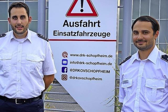 Das Schopfheimer Rote Kreuz investiert in eine neue Halle